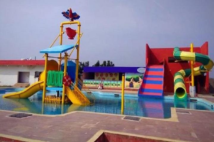 The Gurukul International School-Swiminng Pool