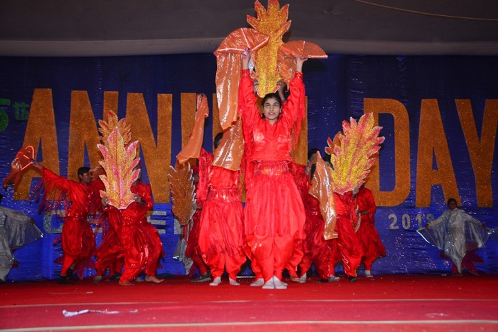 THE JAIN INTERNATIONAL SCHOOL-Dance