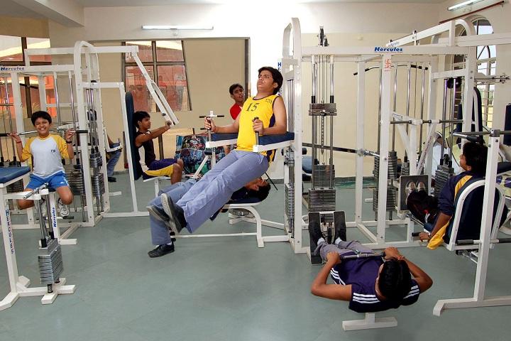 THE JAIN INTERNATIONAL SCHOOL-Gymnasium