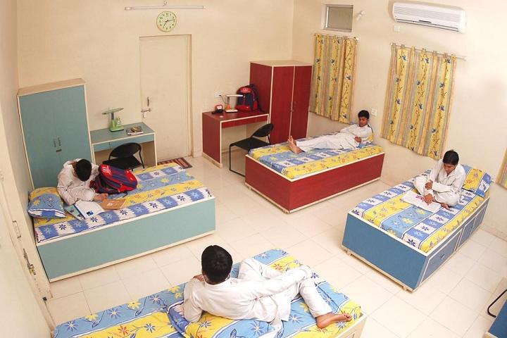 THE JAIN INTERNATIONAL SCHOOL-Hostel