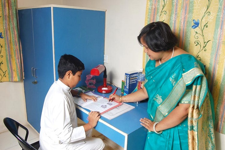 THE JAIN INTERNATIONAL SCHOOL-Medical facility