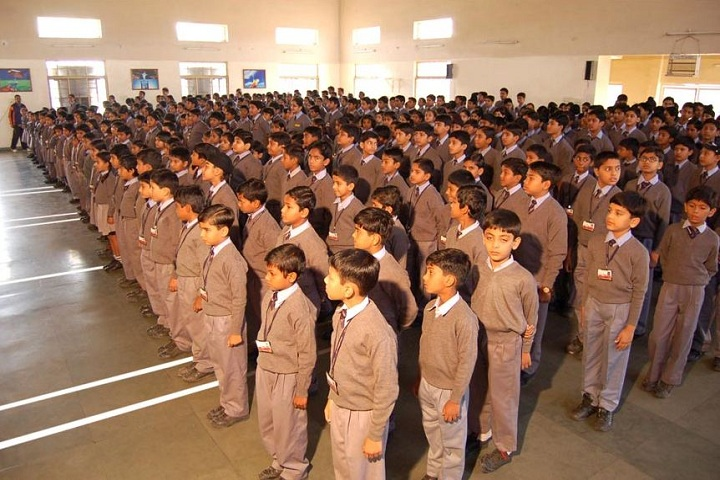 THE JAIN INTERNATIONAL SCHOOL-Morning Assembly