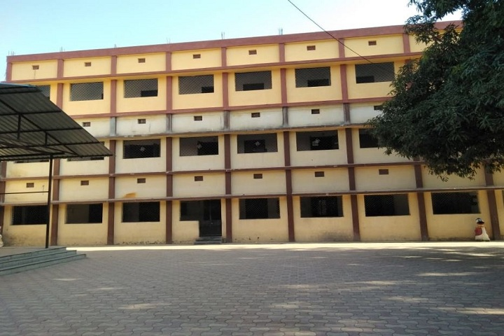 URSULINE ENGLISH MEDIUM SHOOL-School View