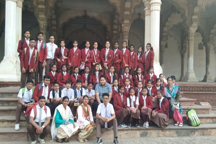 URSULINE ENGLISH MEDIUM SHOOL-Tour