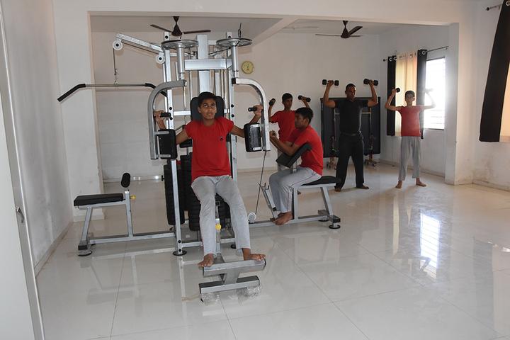 Vichakshan Jain Vidyapeeth-Gynasium