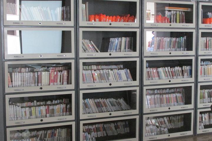 Vichakshan Jain Vidyapeeth-Library
