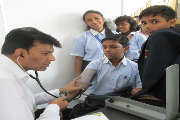 Vichakshan Jain Vidyapeeth-Medical Checkup
