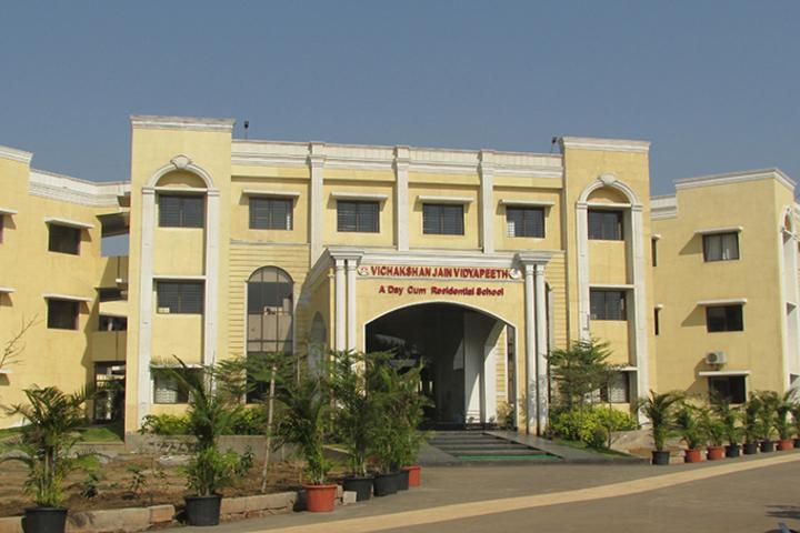 Vichakshan Jain Vidyapeeth-School Building