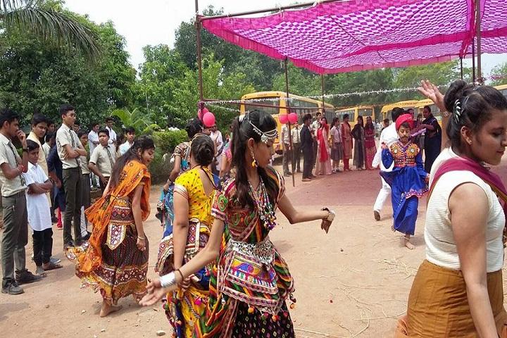 VIDHYA KUNJ SCHOOL-Cultural Dance