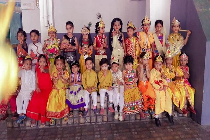 VIDHYA KUNJ SCHOOL-Krishnashtami