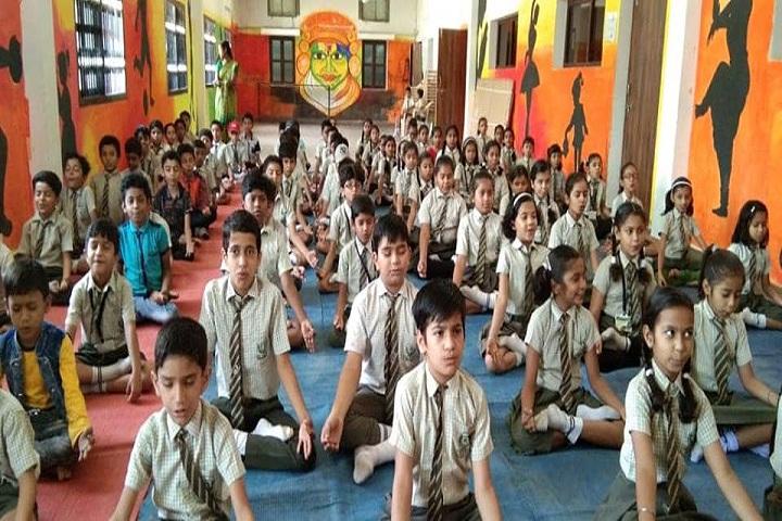 VIDHYA KUNJ SCHOOL-Yoga