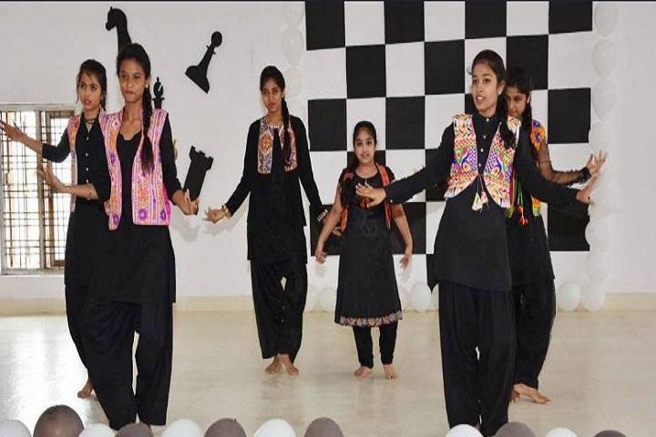 Vidya jyoti school-Dance