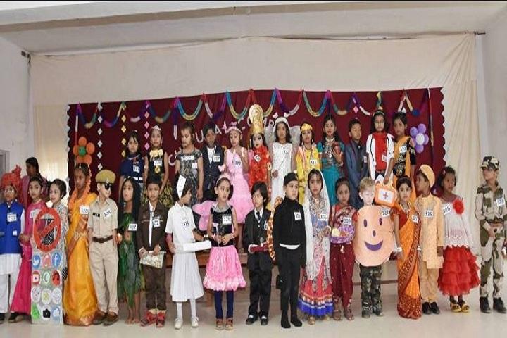 Vidya jyoti school-Fancy Dress