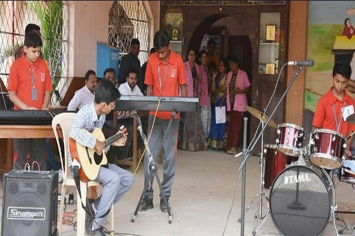 Vidya jyoti school-Rock Band