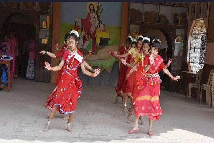Vidya jyoti school-Traditional Performance
