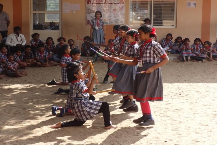 Kendriya Vidyalaya-Group Dance Competition