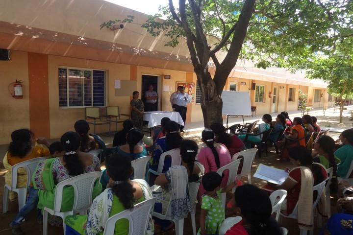 Kendriya Vidyalaya-Parent Teachers Meet