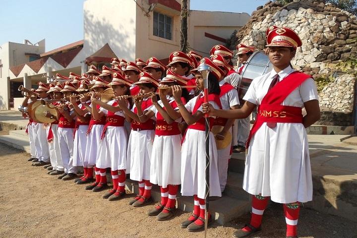 Weidner Memorial Senior Secondary School-Band Team