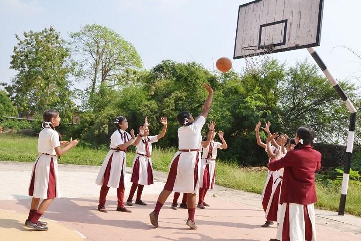 Weidner Memorial Senior Secondary School-Sports Basket ball