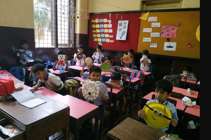 St Xavier High School-Kids Activity