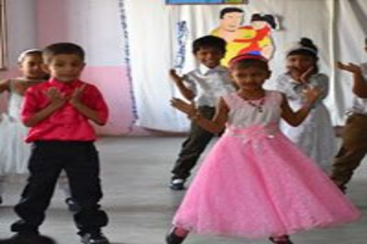 Our Lady Of Help English School-Dance