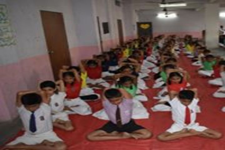 Our Lady Of Help English School-Yoga