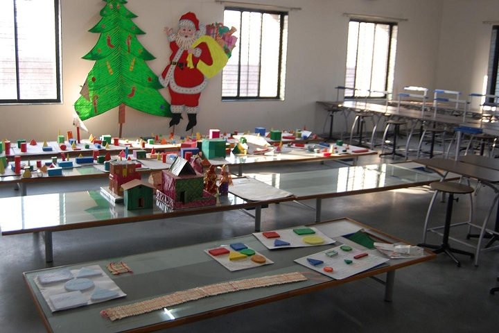 Shivprakash Memorial School-Maths Lab