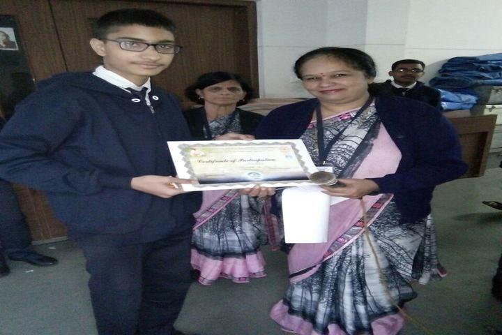 Shivprakash Memorial School-Awards