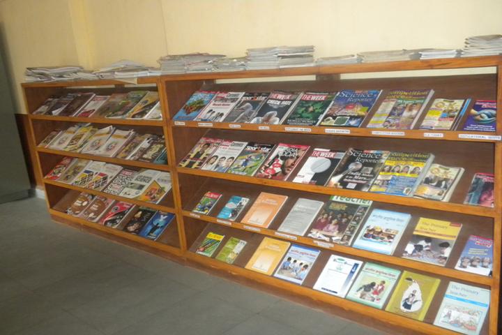 St  Xaviers School-Library