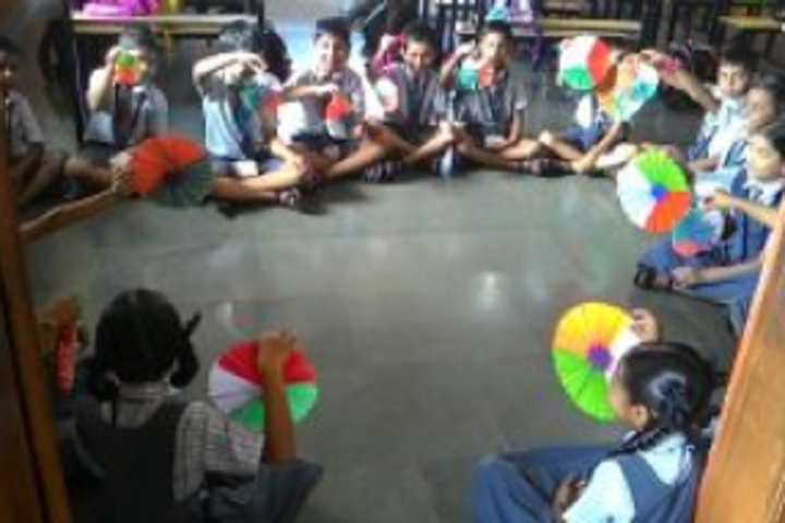 Fr Angelo School-Activitie