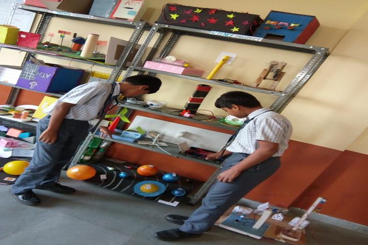 Fr  Agnelo School-Activity Room