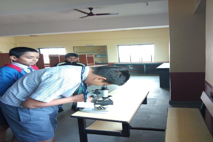 Fr  Agnelo School-Lab