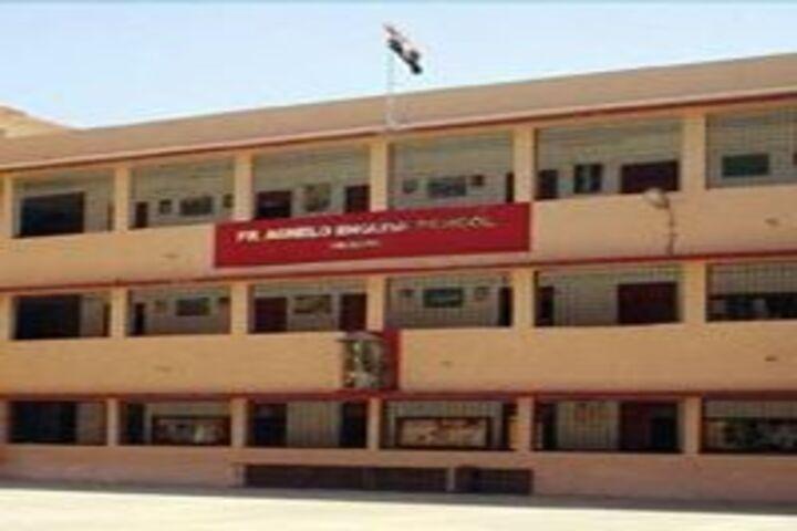 Fr  Agnelo School-School Campus