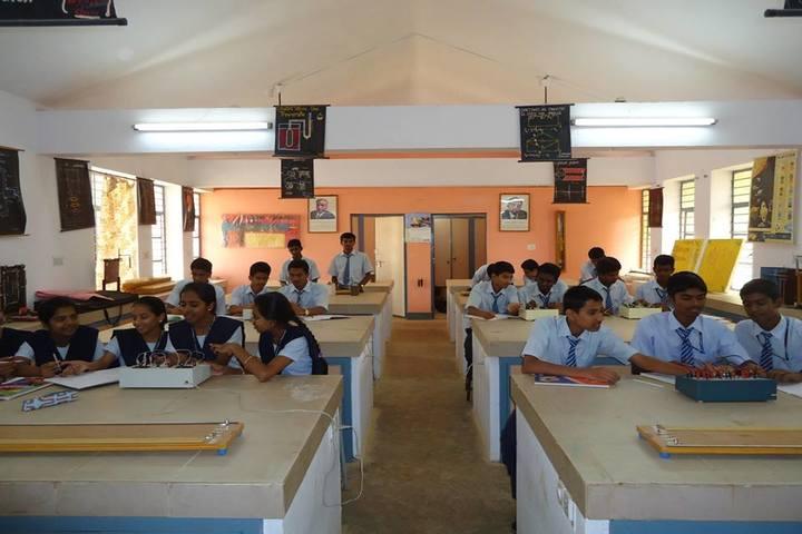 Jawahar Navodaya Vidyalaya-Chimistry Lab