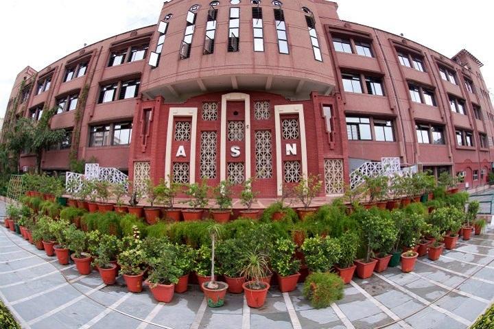 ASN Senior Secondary School-Campus