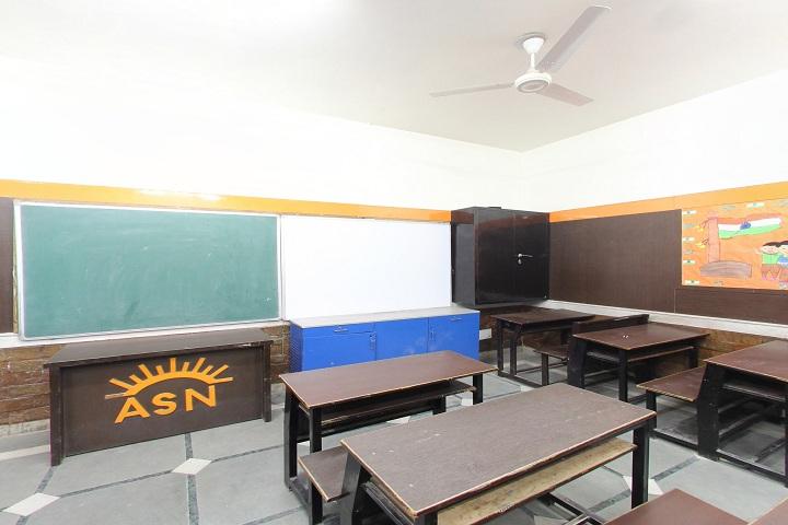 ASN Senior Secondary School-Class
