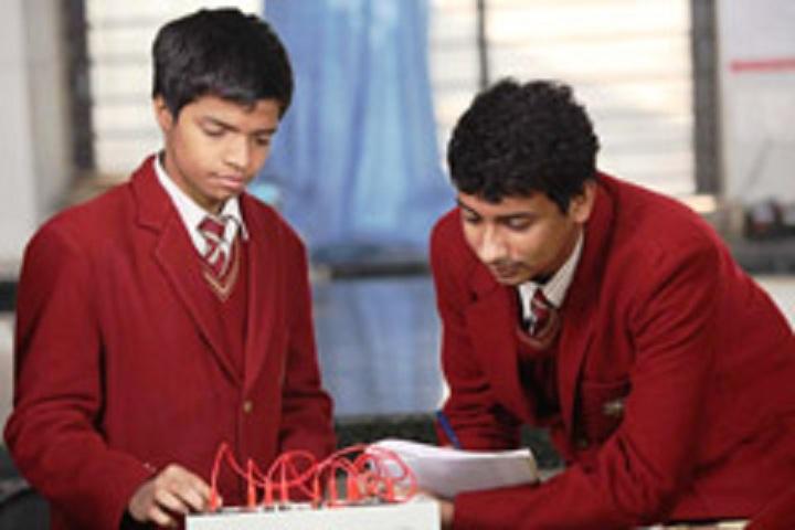 ASN Senior Secondary School-Laboratory