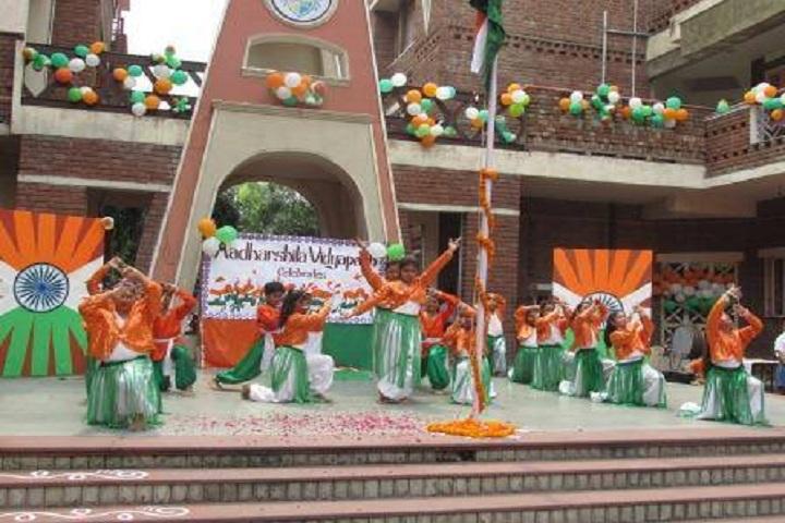 Aadharshila Vidyapeeth-Independance Day Celebration