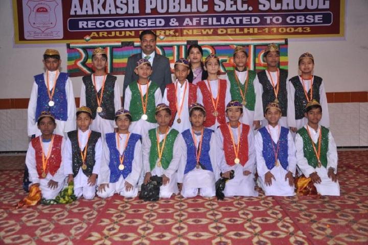 Aakash International School-Activity1