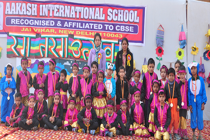 Aakash International School-Events2