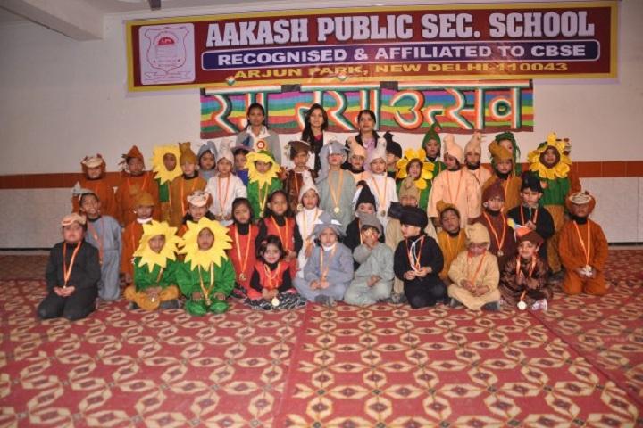 Aakash International School-Fancy Dress
