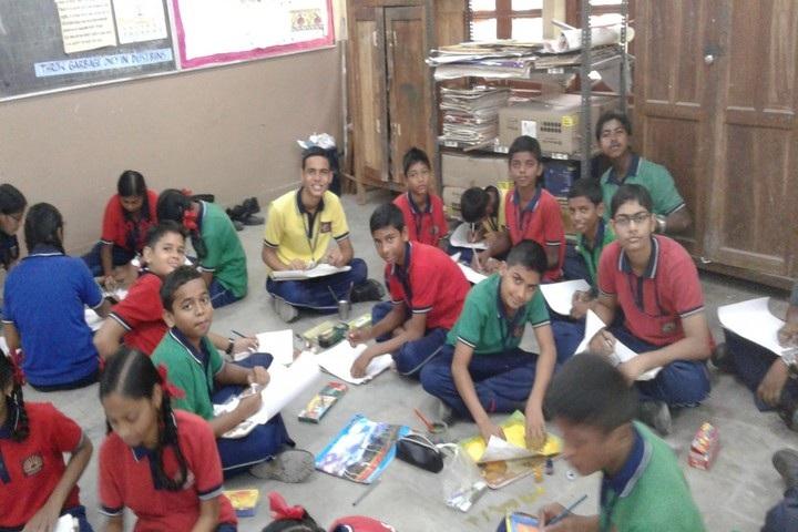 Kendriya Vidyalaya - Art Day