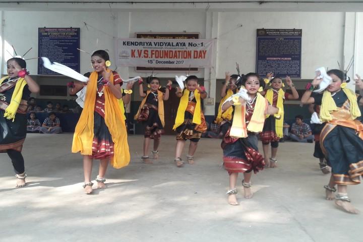 Kendriya Vidyalaya - Foundation Day