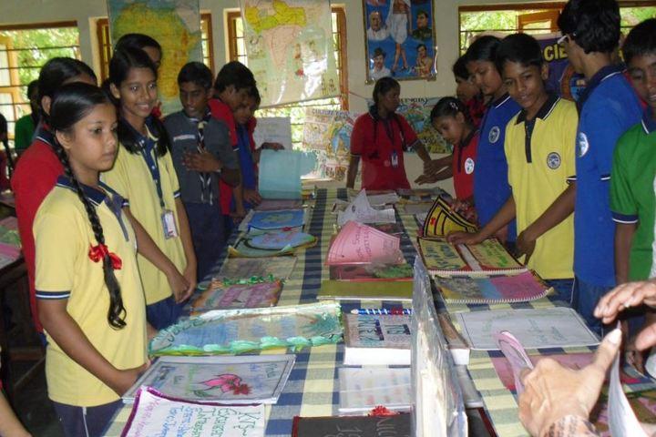 Kendriya Vidyalaya - Social Science Exhibhition