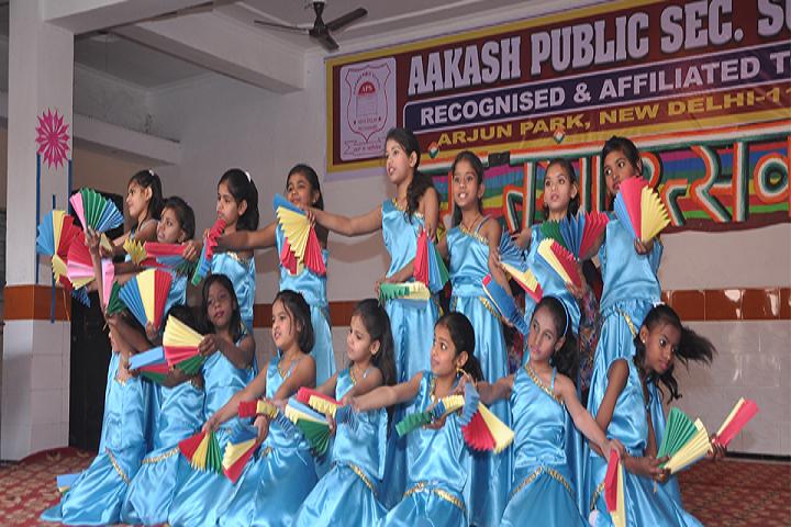 Aakash Public School-Annual Day