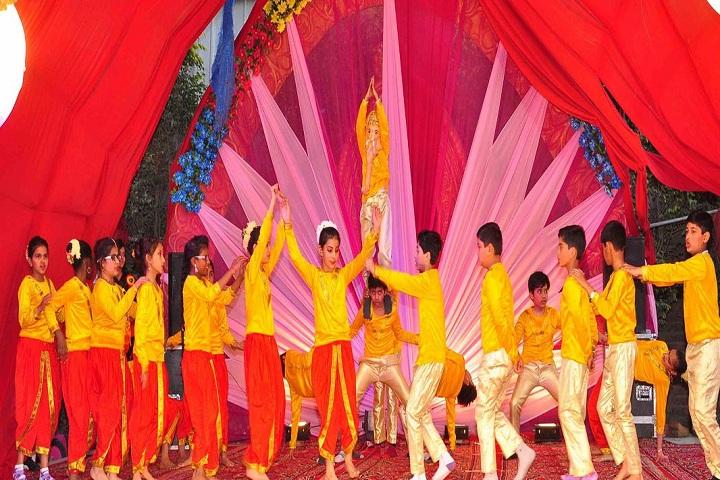 Aaryan International School-Activity