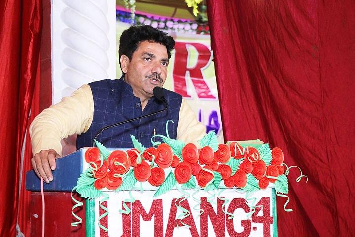 Aaryan International School-Guest Speech