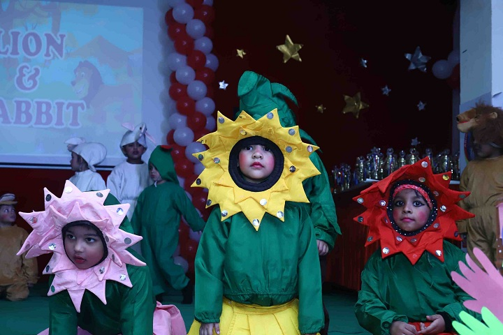 Abhinav Global School-Fancy Dress