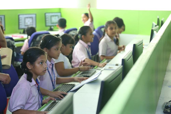 Abhinav Global School-Computer Lab