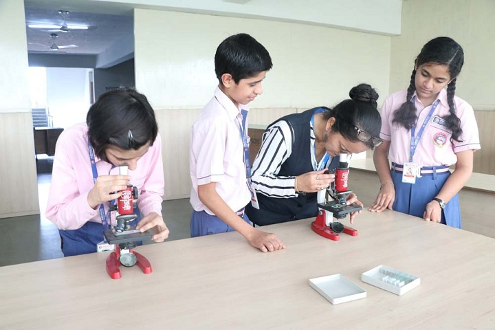 Abhinav Global School-Labs